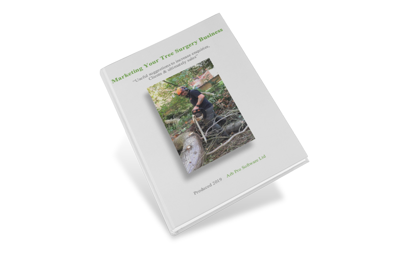Free Marketing Guide for your Tree Surgery business